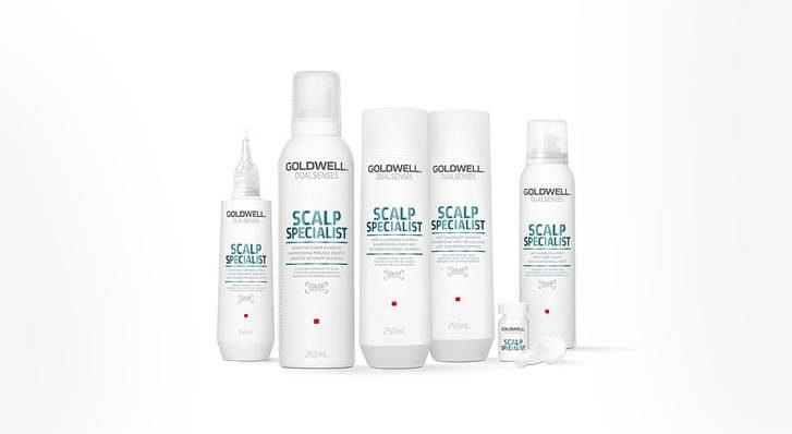 Goldwell Scalp - Kopfhautpflege