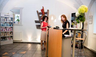 Salon Papillota in der Lienzer Altstadt